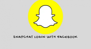 SnapChat-Login-with-Facebook-300x162