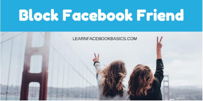 Facebook blocked Friends Lists