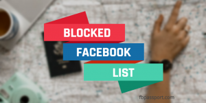 How do i find my block list to unblock someone? How To Locate Your Blocked List On Facebook